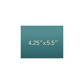 """Standard 4.25"""" x 5.5"""""""