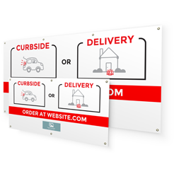 Curbside or Delivery