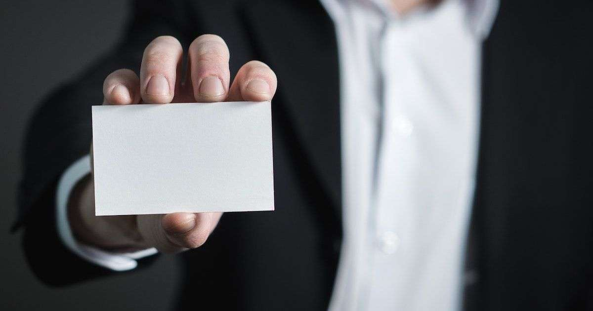 Standard Business Card Specs for Creating your Perfect Card