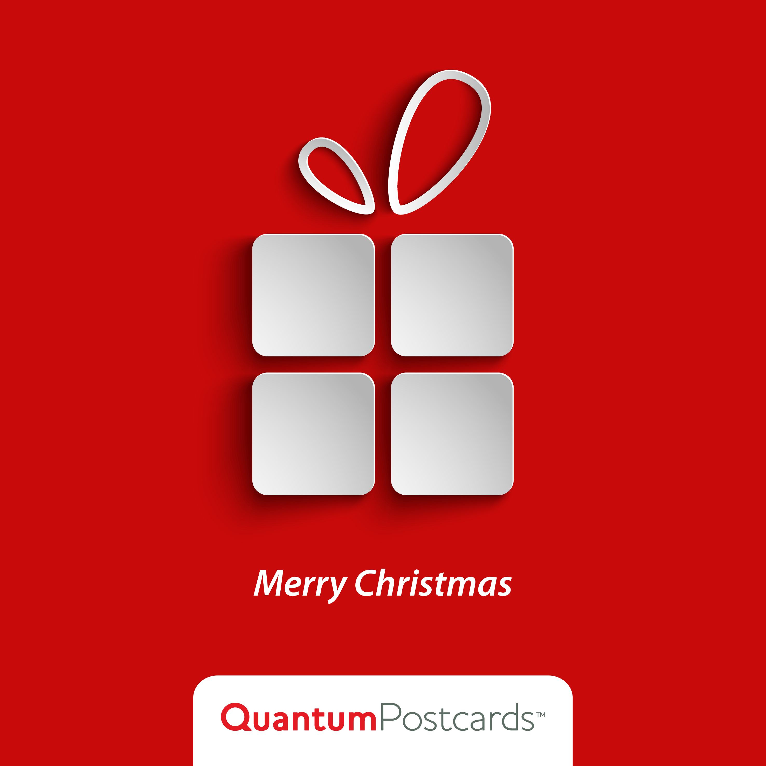 Merry Christmas from QuantumPostcards