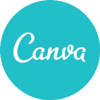 Canva postcard design